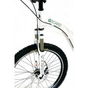 kick scooter with suspension fork