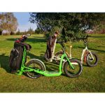 greenboard monopattino golf edition