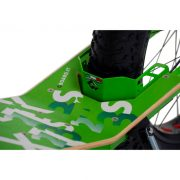 paratacco monopattino sportivo serie Xf26 verde