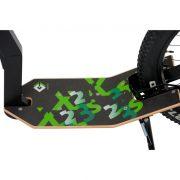 X 3s wood footboard