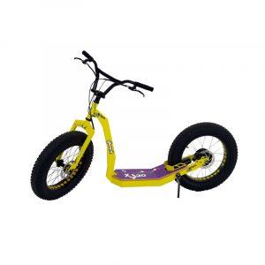 GBoard serie e Young monopattino eYf 20 250 elettrico con ruote fat