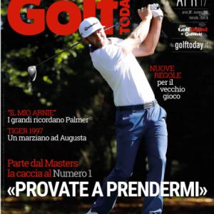 Monopattino GreenBoard Golf Edition come Novità dell'anno per il magazine Golf Today