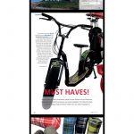 pagina della rivista tedesca golf ticker che parla del modello greenboard golf edition. GBoard sbarca in Germania