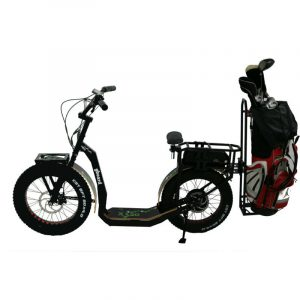 monopattino greenboard eYf 20 500 Platinum special edition Golf